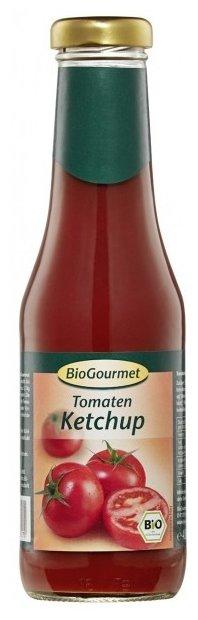 Органический томатный кетчуп БИО, BioGourmet, 450 гр