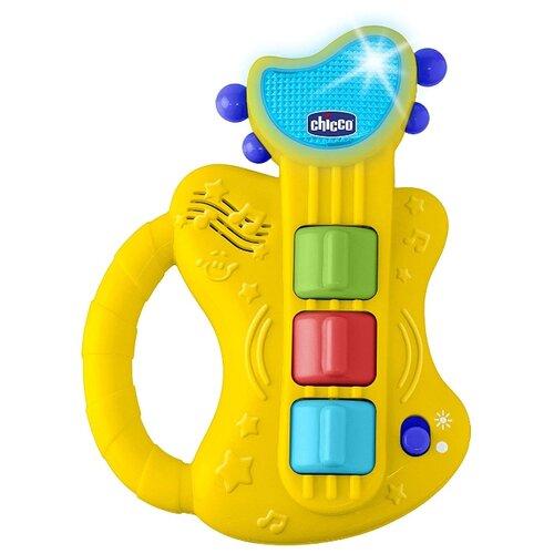 Купить Интерактивная развивающая игрушка Chicco Гитара, Развивающие игрушки