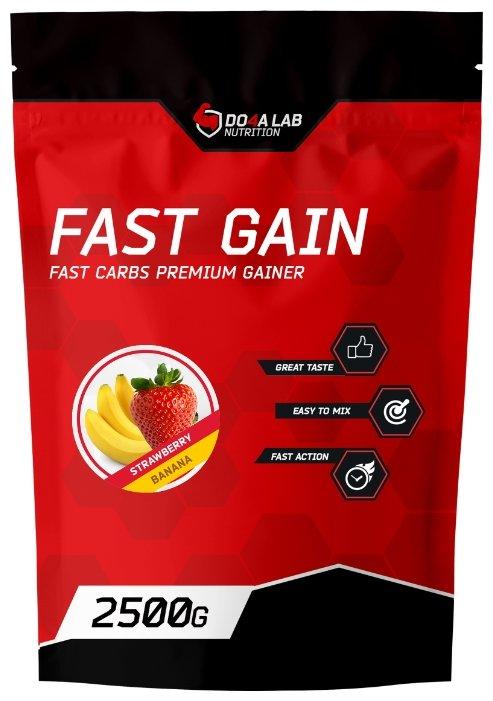 Гейнер Do4a Lab Fast Gain (2500 г)