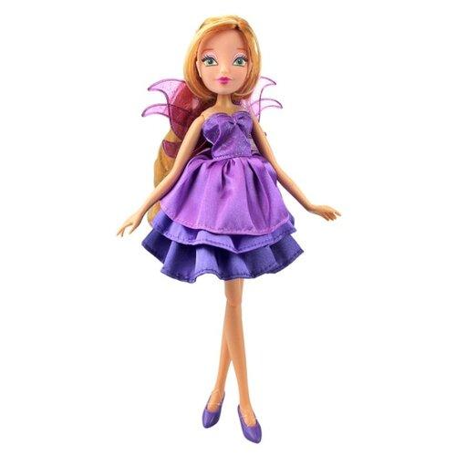 Купить Кукла Winx Club Волшебное платье Флора, 27 см, IW01401600_Flora, Куклы и пупсы