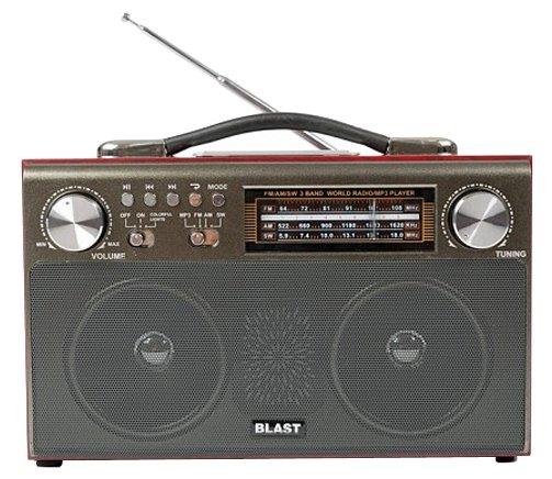 BLAST Радиоприемник BLAST BPR-812