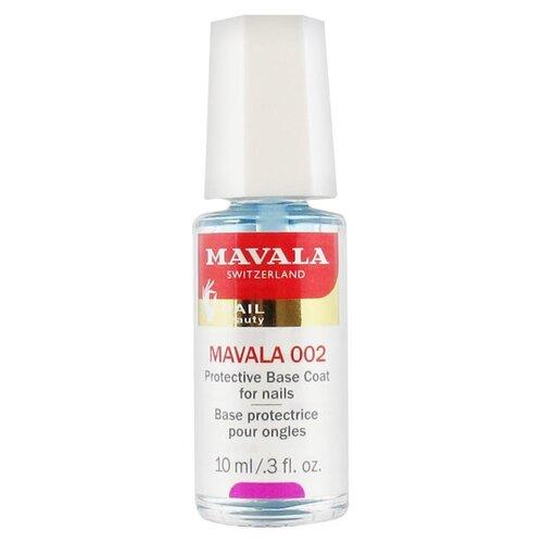 Купить Mavala базовое покрытие Base Coat 002 10 мл бесцветный