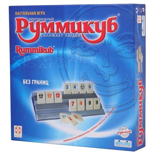 Купить Настольная игра Стиль Жизни Руммикуб. Без границ, Настольные игры