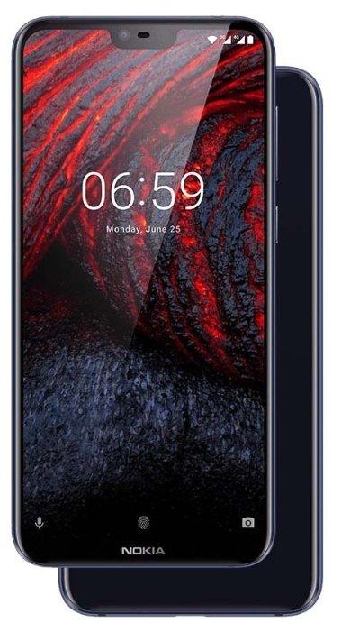Смартфон Nokia 6.1 Plus