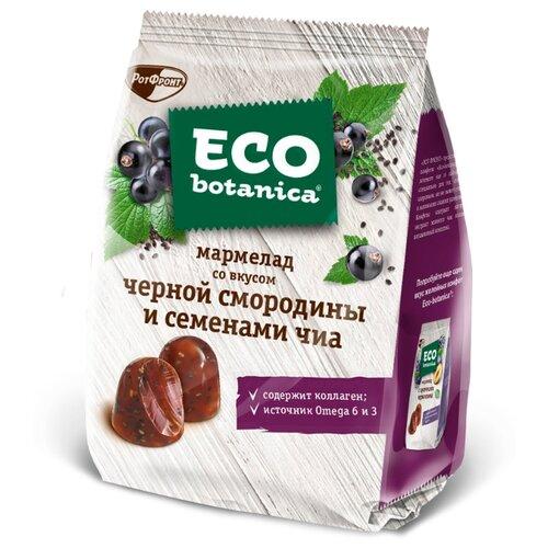 Мармелад Eco botanica со вкусом черной смородины и семенами чиа 200 г мармелад eco botanica с кусочками чернослива 200 г