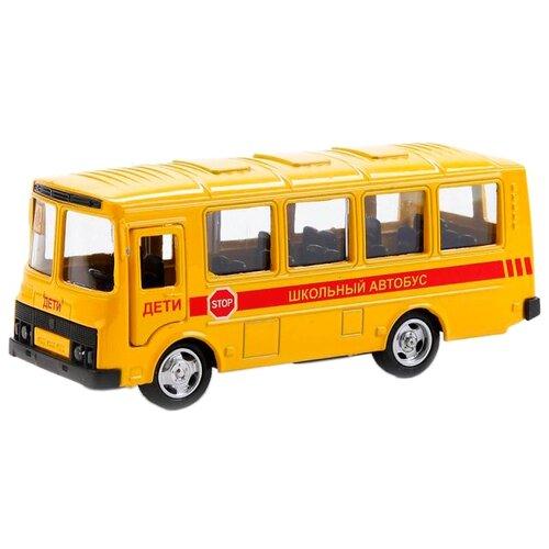 Автобус ТЕХНОПАРК ПАЗ-3206 школьный (X600-H09138-R) желтый