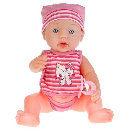 Купить Интерактивная кукла Карапуз Пупс, 36 см, 251-L-RU, Куклы и пупсы