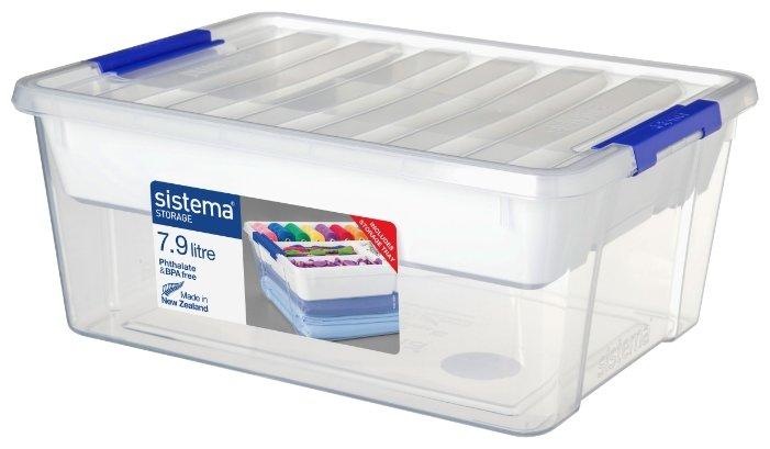 Sistema Контейнер универсальный Storage 32,3х24,5х13,7 см