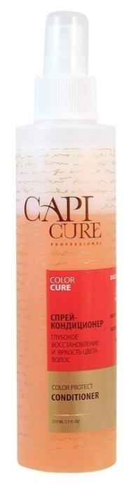 CapiCure Спрей-кондиционер Глубокое восстановление и яркость цвета волос
