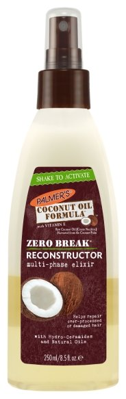 Palmer's Zero Break Reconstructor Спрей-эликсир для волос на основе кокосового масла