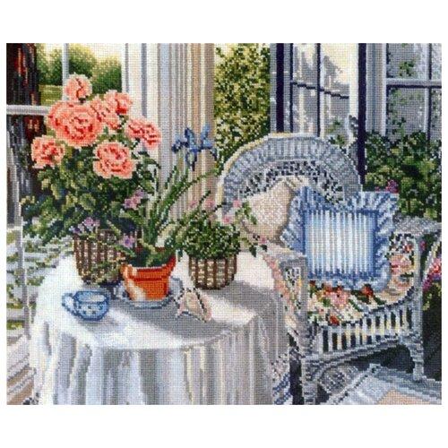 Купить Сделай своими руками Набор для вышивания крестиком Утренние лучи 35 x 28 см (У-05), Наборы для вышивания
