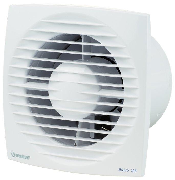 Вытяжной вентилятор Blauberg Bravo 125 16 Вт — купить по выгодной цене на Яндекс.Маркете