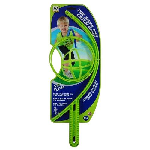 Купить Кольцеброс с шаром 1 TOY (Т11625), Спортивные игры и игрушки