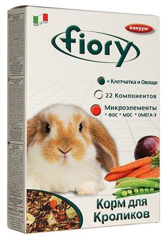 Корм для кроликов Fiory