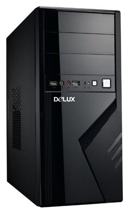 Delux Компьютерный корпус Delux DLC-DC875 550W Black
