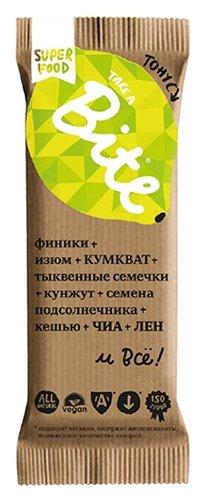 Фруктовый батончик Bite Тонус без сахара Кумкват, 45 г