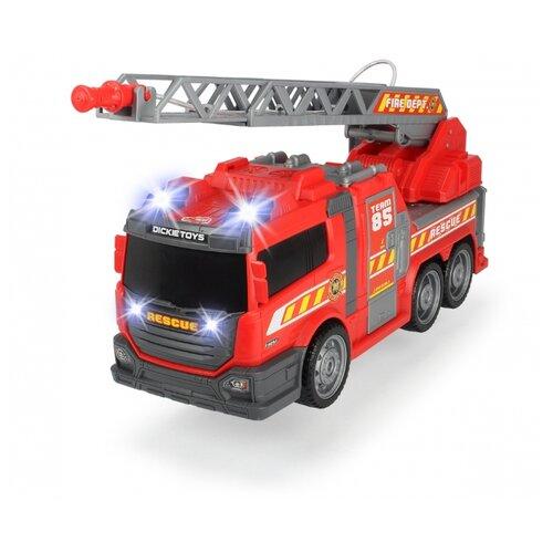 Пожарный автомобиль Dickie Toys 3308371 36 см красный цена 2017