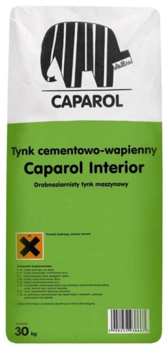 Штукатурка Caparol Interior, 25 кг