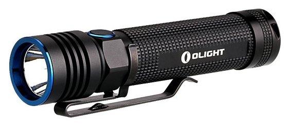 Ручной фонарь Olight S30R III Baton черный