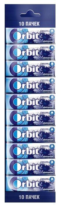 Жевательная резинка Orbit Winterfresh, без сахара 10 шт.