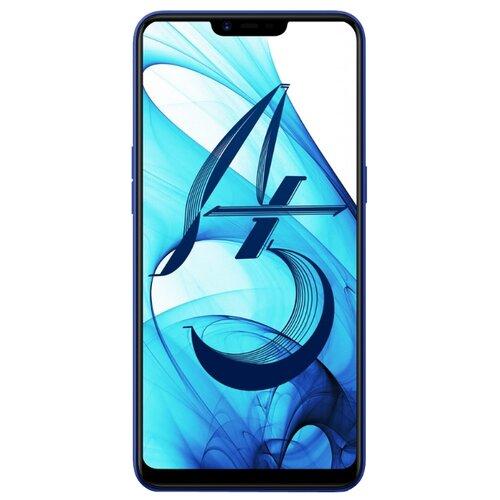 Смартфон OPPO A5 4/32GB синий диамантМобильные телефоны<br>