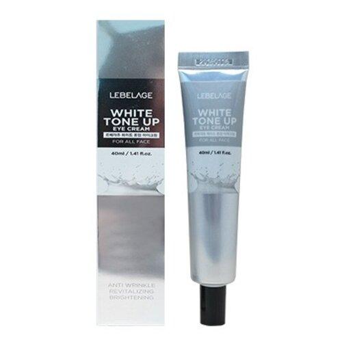 Фото - Lebelage Крем для глаз White Tone Up Eye cream, 40 мл lebelage крем для глаз waterful mayu eye cream 40 мл