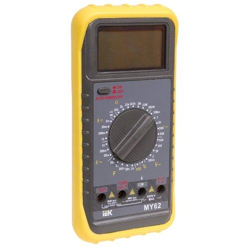 Мультиметр IEK Professional MY62 мультиметр мастер professional m266c