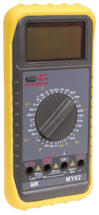 Мультиметр IEK Professional MY62