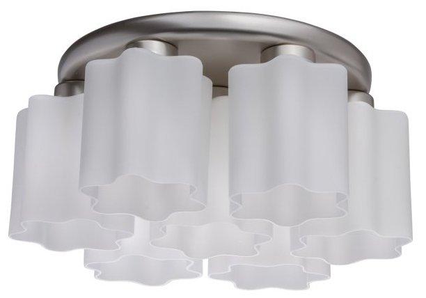 Длинная хрустальная люстра с регулировкой высоты на 18 ламп MW-Light Монарх 2 121010718