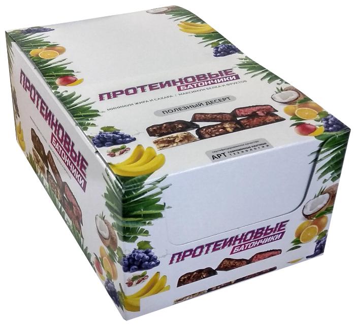 Junior протеиновый батончик Extra Bar Кальций (25 г)(40 шт.)