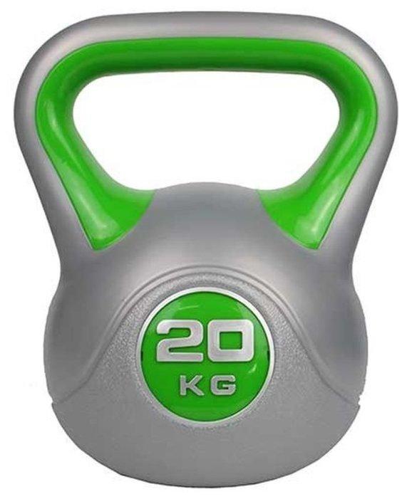 Гиря насыпная Z-sports ZS-20 20 кг