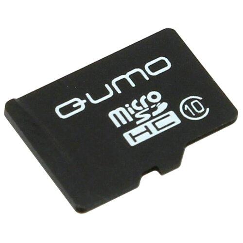 Фото - Карта памяти Qumo microSDHC class 10 32GB карта памяти kingston microsdhc 32gb microsdxc class 10 sdcs2 32gb