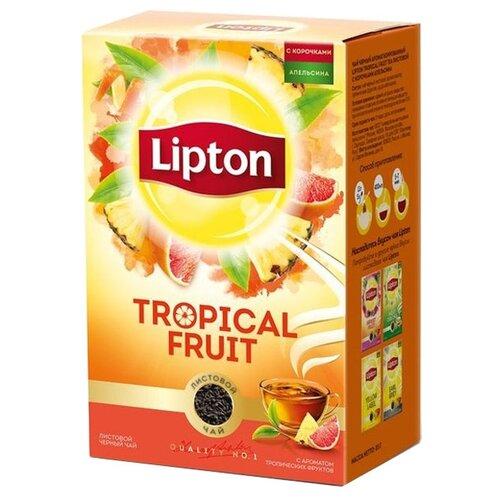 Чай черный Lipton Tropical Fruit, 85 гЧай<br>