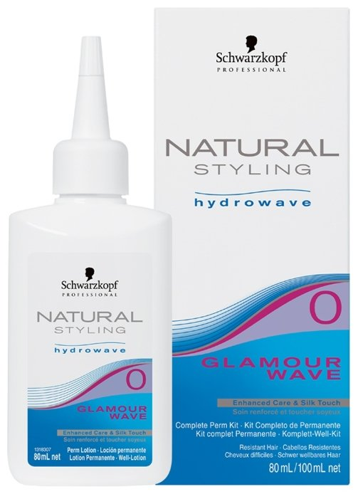 Schwarzkopf Professional Комплект для химической завивки Natural Styling Glamour 0