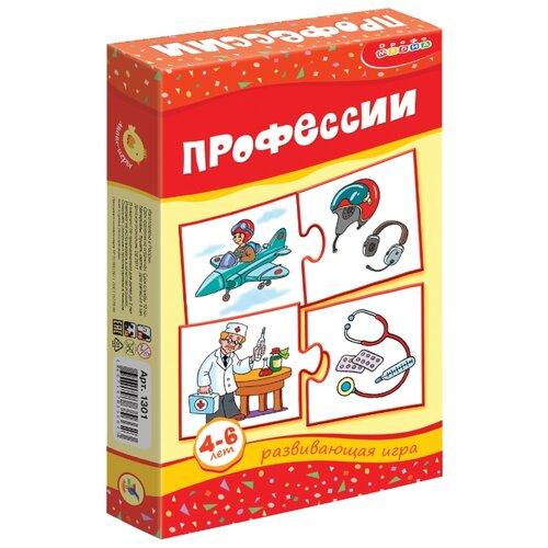 Купить Настольная игра Дрофа-Медиа МИ. Профессии, Настольные игры
