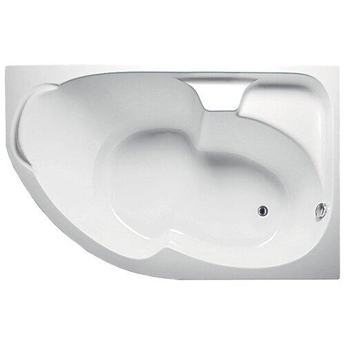 Ванна 1Marka DIANA 160x100 без гидромассажа акрил угловая правосторонняя недорого