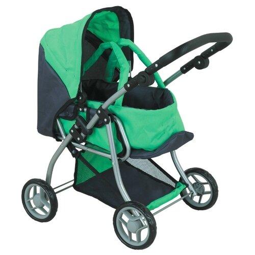 Купить Коляска-трансформер Buggy Boom Infinia (8448) зеленый, Коляски для кукол
