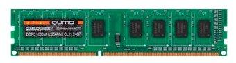 Оперативная память 2 ГБ 1 шт. Qumo QUM3U-2G1600K11