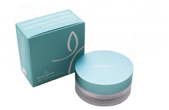 Beauugreen Гидрогелевые патчи для глаз с экстрактом коралла и морской водой Hydro gel Coral & Aqua Eye Patch, premium pack (60 шт.)