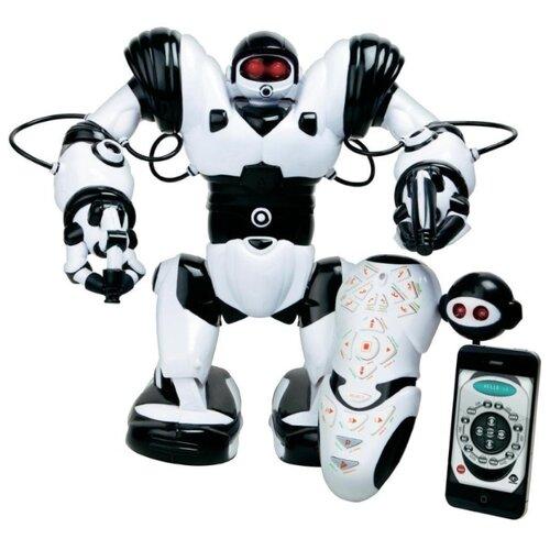 Интерактивная игрушка робот WowWee Robosapien X белый/черный робот wowwee игрушка электрокидс черный матовый