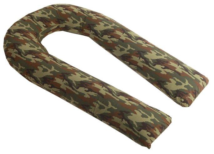 Подушка Body Pillow для мужчины U холлофайбер