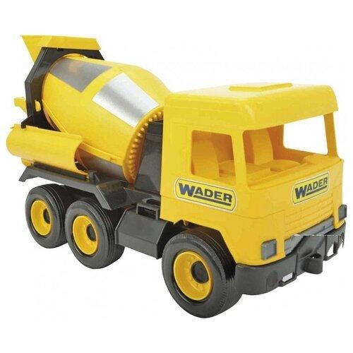 Бетономешалка Wader Middle Truck (39493) желтыйМашинки и техника<br>
