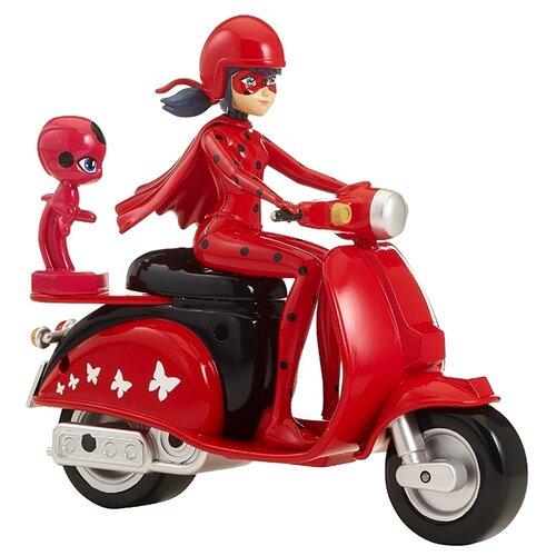 цена на Игровой набор Bandai Леди Баг на скутере 39880
