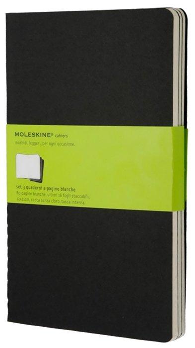Блокнот Moleskine Cahier Journal Larg 130х210, 40 листов 385295(QP318)
