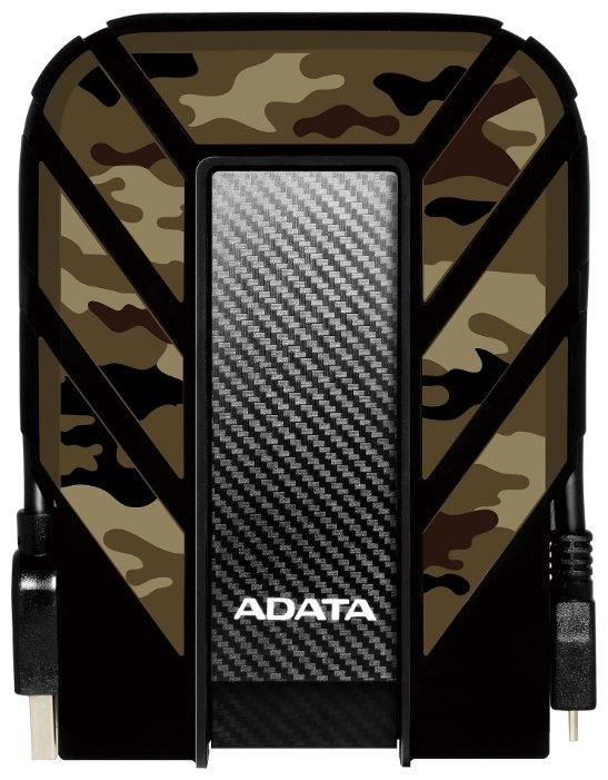 Внешний HDD ADATA HD710M Pro 2 ТБ