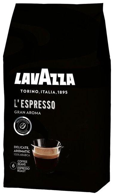 Кофе в зернах Lavazza Gran Aroma Espresso