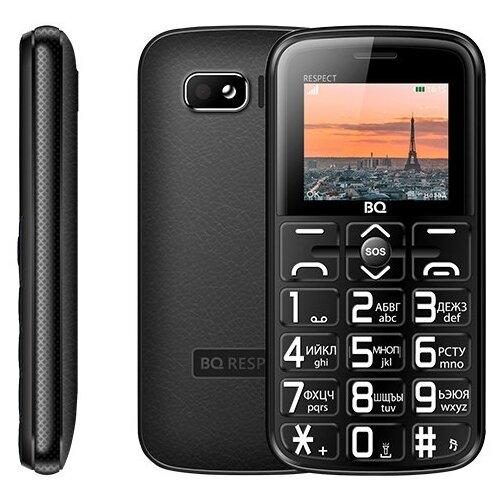 Телефон BQ 1851 Respect черный