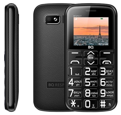 BQ Телефон BQ BQ-1851 Respect