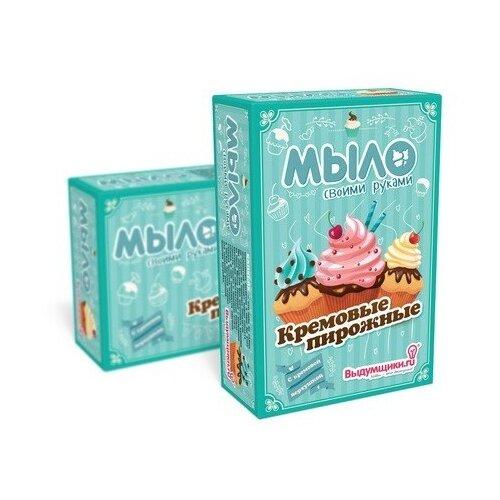 Выдумщики.ru Мыло своими руками Кремовые пирожные (2700770026634)Наборы для мыловарения<br>