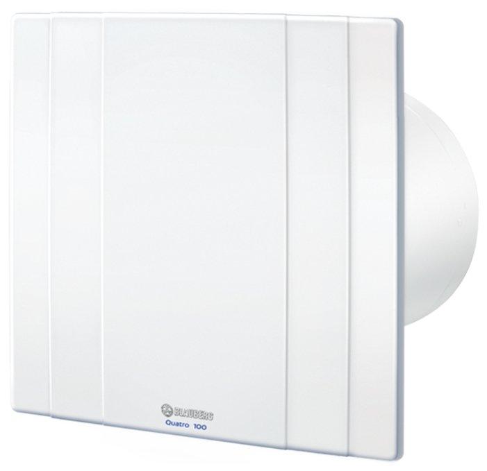 Вытяжной вентилятор Blauberg Quatro 100 14 Вт